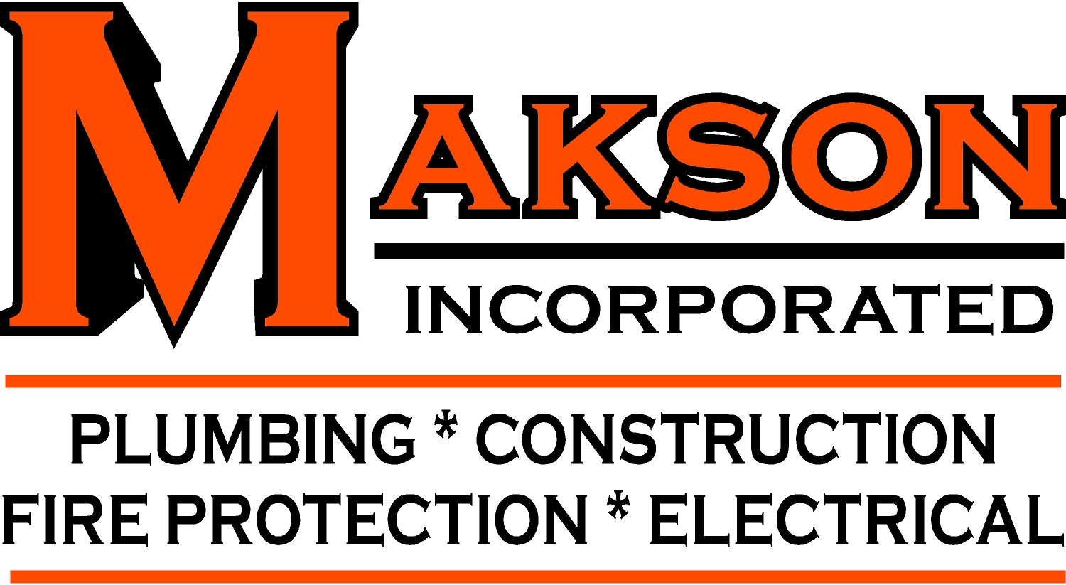 Makson Combined Logos