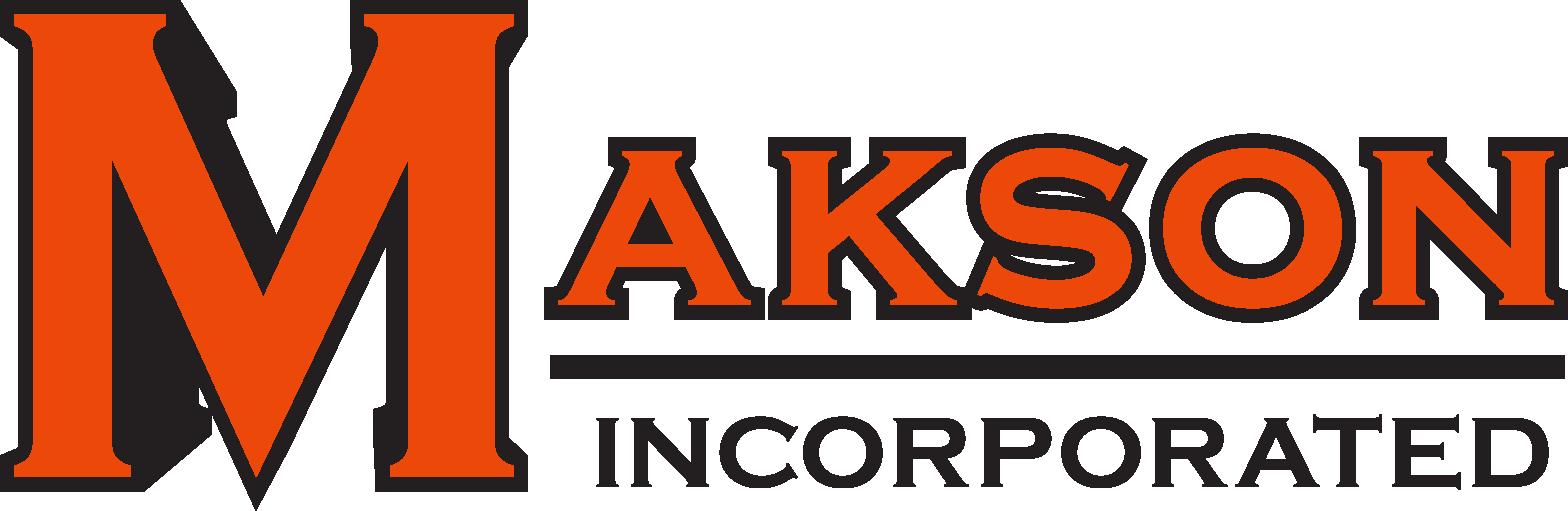 Makson Inc. Logo